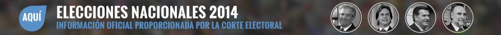 Elecciones Nacionales 2014
